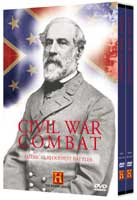 Civil War Combat DVD set