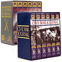 Civil War Journal sets 1 and 2--Save $50!